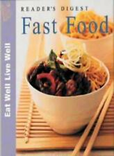 Fast Food (Eat Well, Live Well),Reader's Digest