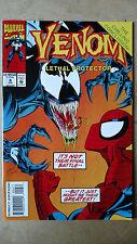 VENOM LETHAL PROTECTOR #6 FIRST PRINT MARVEL (1993) SPIDER-MAN CARNAGE