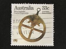 1985 AUSTRALIAN BICENTENNIAL TERRA AUSTRALIS SHIPWRECK 33C ASTROLABE BATAVIA