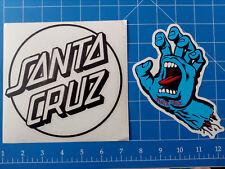 SANTA CRUZ STICKER PACK  #51 ****KIT OUT THE BEER FRIDGE!***