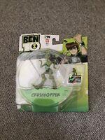 Ben 10 Omniverse 10cm Figure Crashhopper