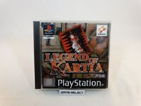 LEGEND OF KARTIA RPG PS1 PS2 PS3 PSX PLAYSTATION 1 2 3 ONE PAL ITALIANO COMPLETO
