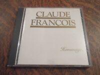 cd album CLAUDE FRANCOIS hommage...