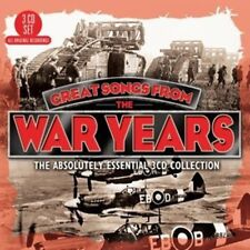 Various Artists - Great Songs from the War Years / Various [New CD] UK - Import