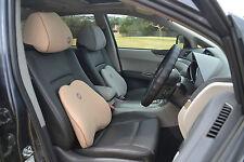 Car Back Support Cushion Lumbar Support Neck Pillow Combo Big Savings WD&CA