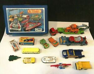 MACCHININE VINTAGE MATCHBOX no politoys mercury mebetoys toys dinky hot wheels