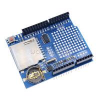 Data Logger Module Logging DS1307 Data Recorder Shield for Arduino UNO SD Card