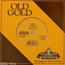 "7"" JAPAN Ghosts / Cantonese Boy OLD GOLD New Romantic Wave UK 1981 NEUWERTIG!"
