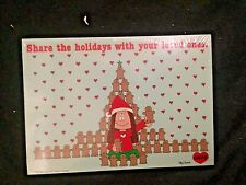 Cathy Sealed Packs of 16 Vintage Christmas Post Cards Guisewite 1982 Green