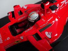 "Ferrari SF70-H Sebastian Vettel "" 70 Anniversary Monza Decals + Kit "" 2017 1/18"