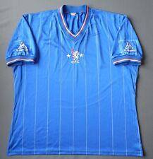 Chelsea jersey 1981 1983 Home le coq sportif Shirt Mens Blue Vintage Rare ig93