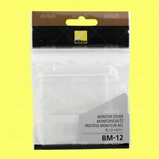 Nikon BM-12 LCD Monitor Cover Screen Protector DN for D800 D800E D810 D810A