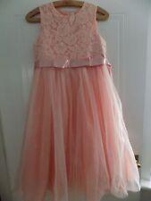 Girls Bundle Clothes Party Wedding  Summer Elegant Dresses 12 /14 years