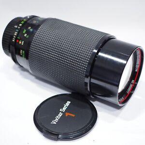 Pentax K A fit Vivitar 70-210mm 1:2.8-4 Series 1 lens, Macro, PK/A camera mount
