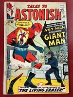 Tales to Astonish #49, GD/VG 3.0, 1st Hank Pym as Giant-Man