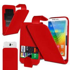 Fundas y carcasas Para Wiko HIGHWAY color principal rojo para teléfonos móviles y PDAs Wiko
