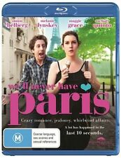 We'll Never Have Paris (Blu-ray,) DVD NEW