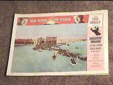 LAST SUNSET 1961 LOBBY CARD #7 WESTERN