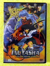 InuYasha - The Movie: Affections Touching Across Time ~ DVD Video ~ Rare Anime
