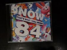 CD DOUBLE ALBUM - NOW THATS WHAT I CALL MUSIC 84