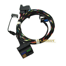 New 9W2 9W7 Bluetooth Wiring Harness Cable For VW Tiguan Eos Golf Plus RCD510