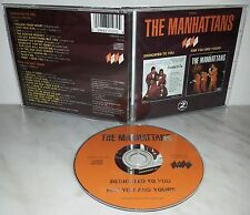 CD THE MANHATTANS - DEDICATED TO YOU / FOR YOU AND YOURS