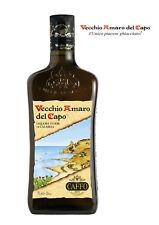 Vecchio Amaro del Capo 0,7 Liter Liquore D`Erbe - Käuterlikör Kalabrien Caffo