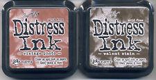 Tim Holtz Distress Ink - 2 Colour Set
