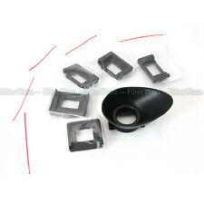 Universal 5-in-1 Eyecup Eye cup For Canon Nikon Pentax Olympus Leica Sony DSLR
