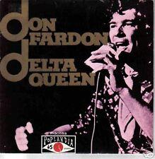 DON FARDON-DELTA QUEEN + HOMETOWN BABY SINGLE 1973
