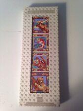 1993 Santa Barbara Ceramic Art Tile Magnets MOOSE FISH CHIPMUNK BEAR 4PK 1 EACH