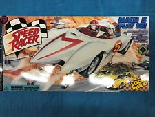 Speed Racer - Mach 5 Playset with Spridle, Chim Chim and accessories - ReSaurus