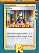 Marnie (FOIL) - Pokemon TCG Online (ptcgo in Game Card)