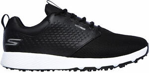 Skechers Go Golf Elite V4 Prestige 54553 BKW Black/White Men's Spikeless New