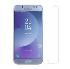 2x Samsung Galaxy J7 2017 Schutzfolie Schutzglas Echtglas Top Splitterschutz