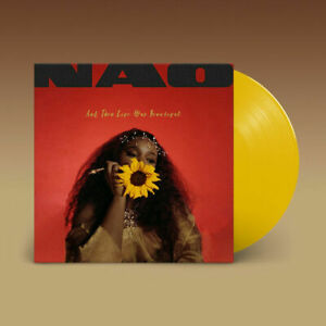 NAO - And Then Life Was Beautiful Yellow Vinyl LP 2021 Sealed