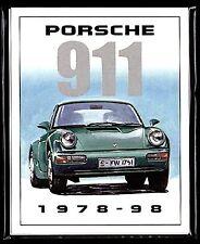 PORSCHE 911  1978-98 - Original Collectors Cards - 993 996 Carrera 4 Turbo 959