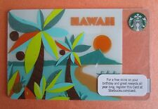 Starbucks Card - ** Hawaiian Sunrise 2011 ** - New Cond, Retired, Rare & HTF a