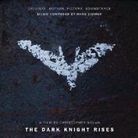 HANS ZIMMER - THE DARK KNIGHT RISES  CD NEU ZIMMER,HANS SOUNDTRACK++++++