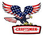 Craftsman Tools Sticker 2-pack Rat Rod Hot Rod Vintage Racing Fink Tool Box