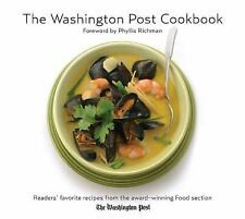 Washington Post Cookbook (2013, Hardcover) HB/DJ