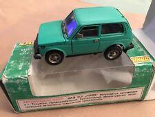 LADA NIVA 2121 RUSSIAN MODEL,MINT,BOX