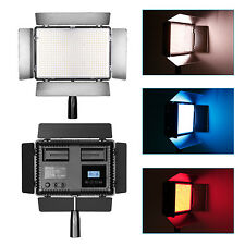 Neewer TL-600A Built-in LCD Panel LED Video Light with Infrared Remote