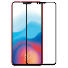 For OnePlus 6 Full Cover Screen Protector 9H Tempered Glass Screen Glass Film
