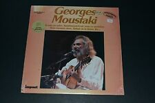 Georges Moustaki - Self Titled Compilation - 1973 Impact Records -FAST SHIPPING