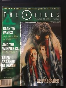 The X Files magazine Issue 29 December 1997