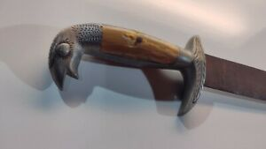 Mexican eagle head sword machete (NO RESERVE)