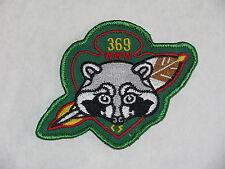 Lodge 369 Arcoon  X7 Pocket Patch  OA  BSA