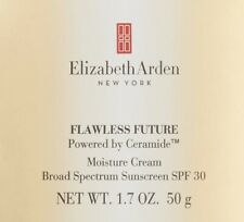 Elizabeth Arden Flawless Future Ceramide SPF 30 Moisture Cream Sunscreen 1.7 oz