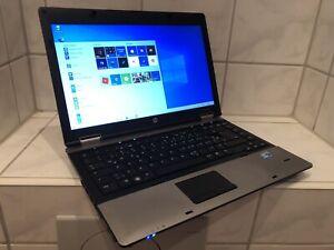 """HP ProBook 6450b 15"""" Notebook Laptop Intel i5 Quad Core 6GB RAM 120GB SSD Win 10"""